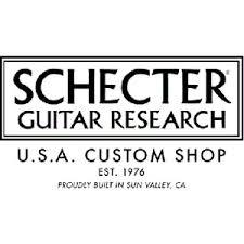 Schecter U.S.A CUSTOM SHOP